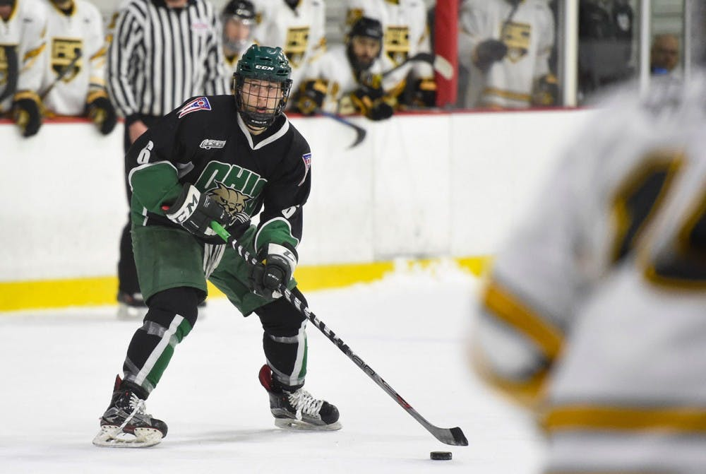 Hockey: Since early season switch, power play has improved
