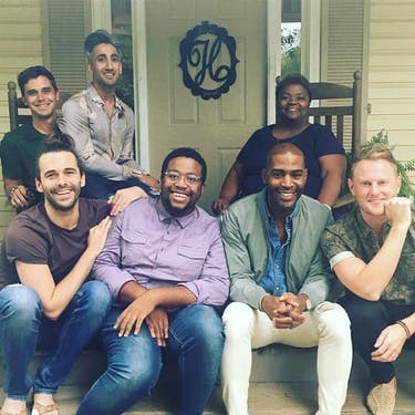 'Queer Eye's Fab Five journeyed to Gay, Georgia, in the first episode of season two. (via @bobbyberk on Twitter).