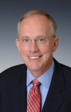 David Blom, president and CEO of OhioHealth, will be replaced in Fall 2019. (Provided via Ohio Health)