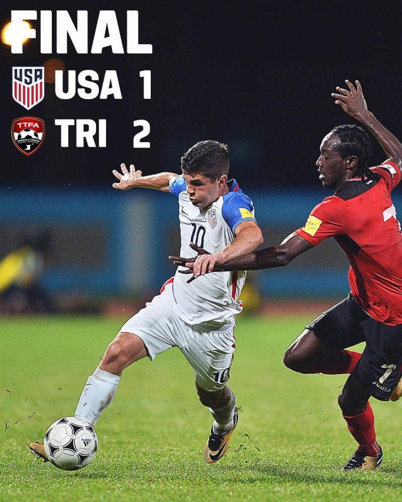 USMNT and the heartbreak that was destined to happen
