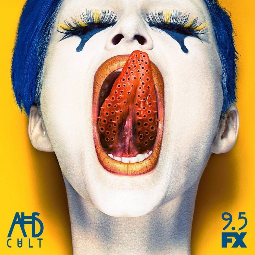 Twisty Returns in American Horror Story: Cult Motion Comic