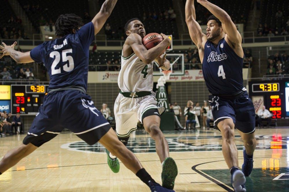 Men's Basketball: Turnovers crush Bobcats in 69-60 loss to Western Michigan
