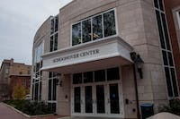 Schoonover Center will be hosting speakers to come in and talk every Wednesday as part of the 90 Minutes Series.