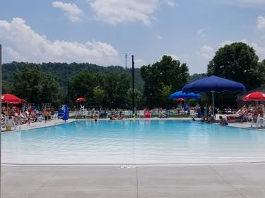 The new Athens City Pool opened on June 18th 2018.