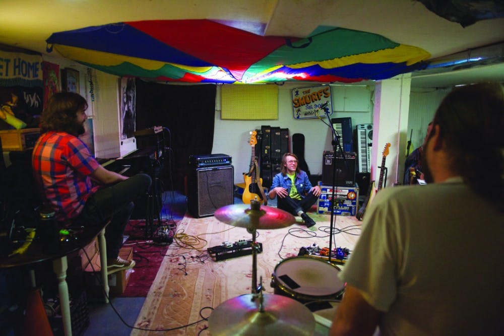 Local bands find names through innovative methods