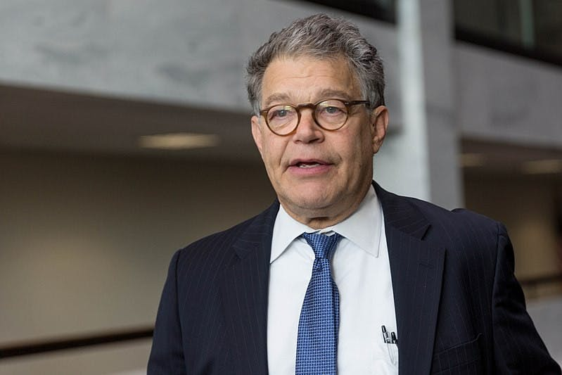 Defiant Al Franken Blames Lying Women for His Resignation