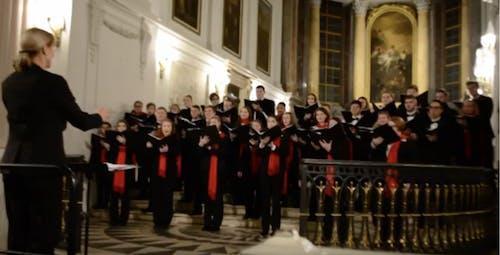 Otterbein Concert Choir Germany 2018