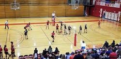 Otterbein volleyball falls to Heidelberg