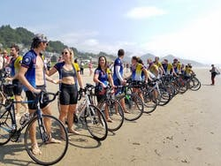 Otterbein student biked across the country