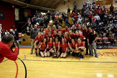 Otterbein Women's Volleyball Win OAC Conference Regular Season Championship