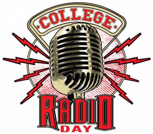 Logo for College Radio Day. Courtesy of college radio.org.