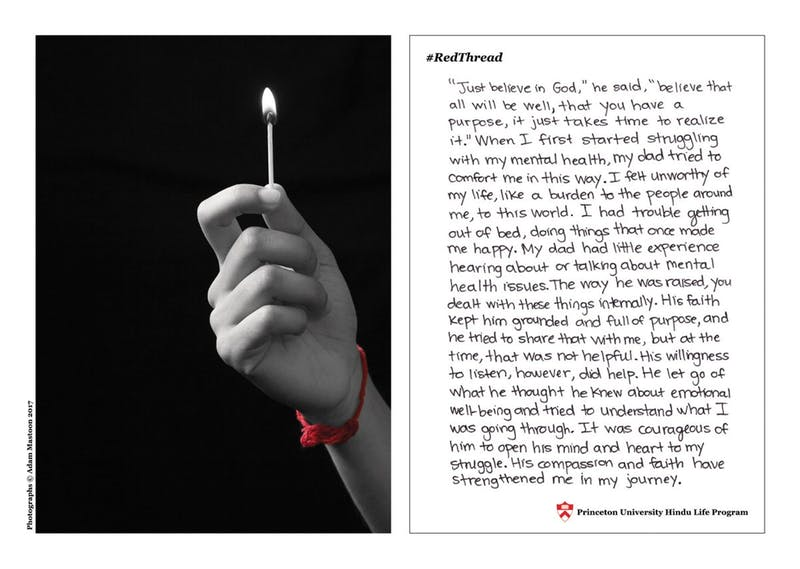 #redthread project