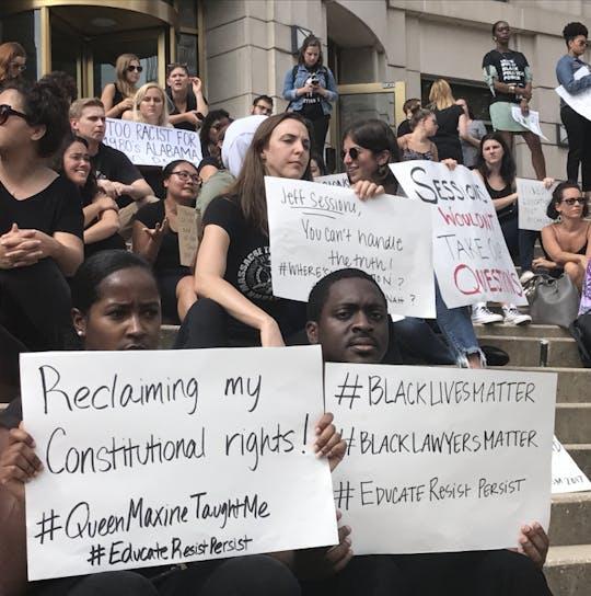 Georgetownprotest