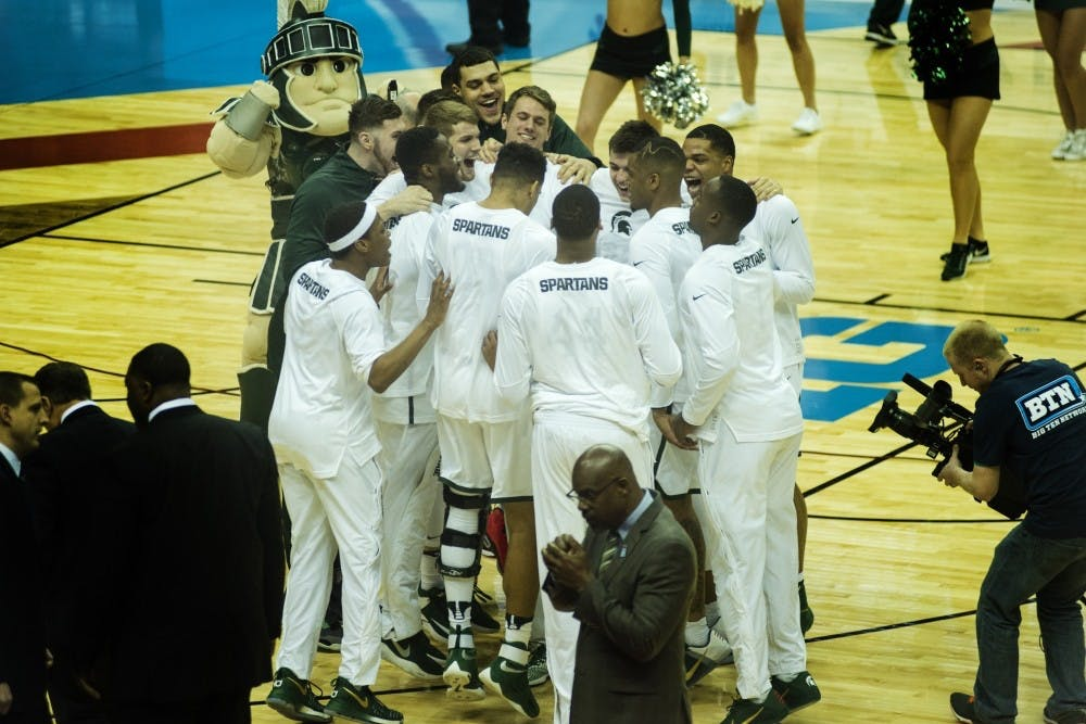 MSU men's basketball vs. Penn State