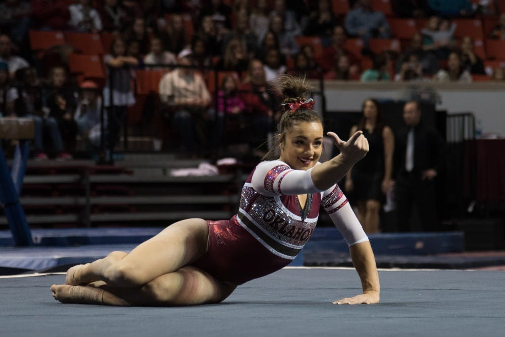 Gymnast formerly known as Nassar victim
