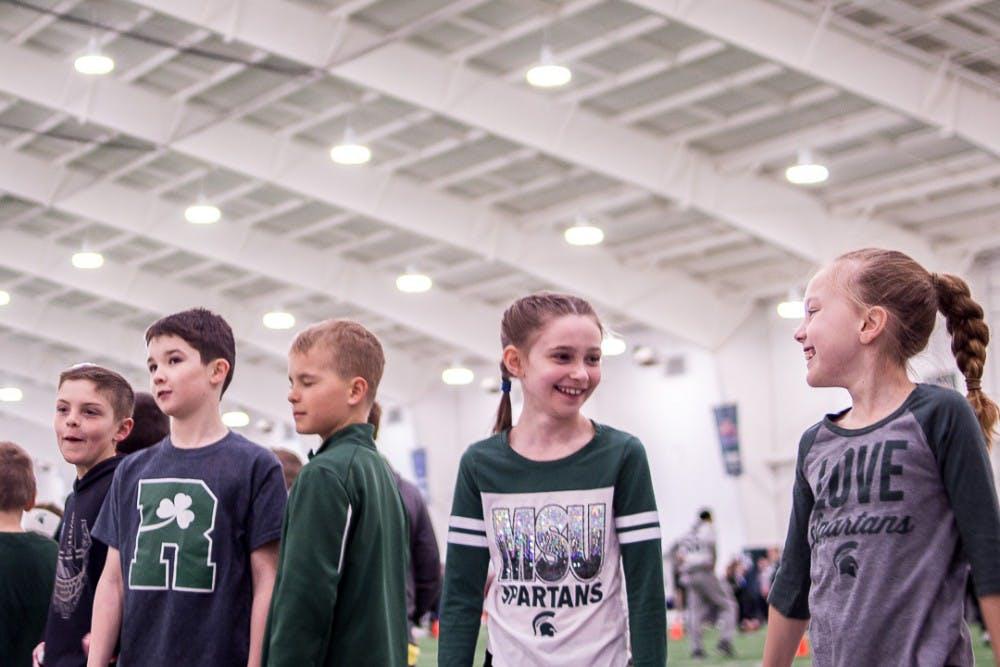 Youth Football Clinic 2018