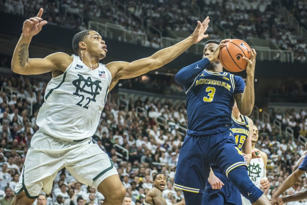 Spartans leave Wolverines bloodied but not beaten