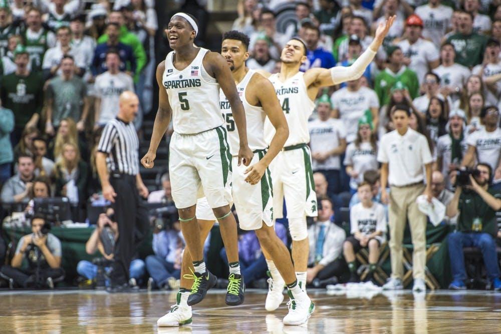 No. 2 men's basketball beats Northwestern despite 27-point deficit