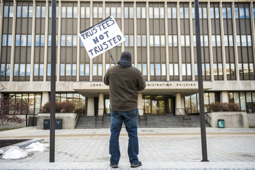 Editorial: Trustees, you're done