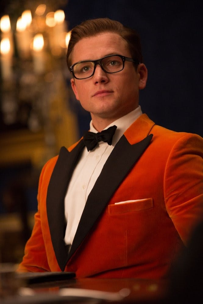 Kingsman Still