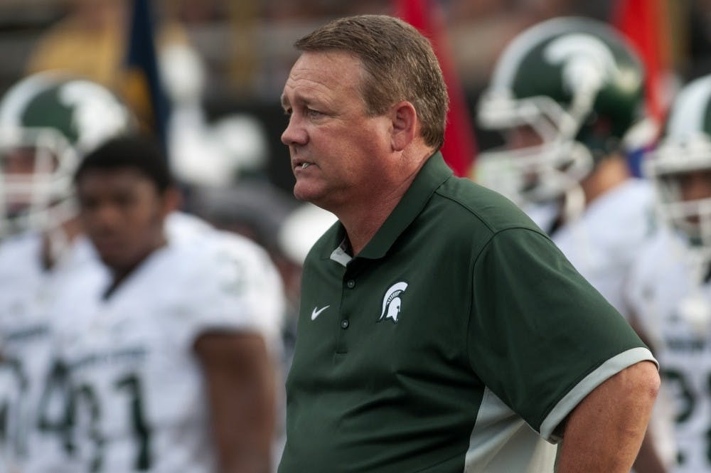 Michigan State assistant Mark Snyder reportedly hired by Florida State