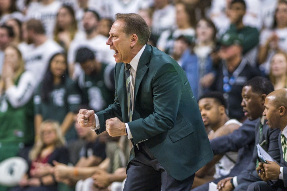 College basketball roundup: No. 4 Spartans win in overtime