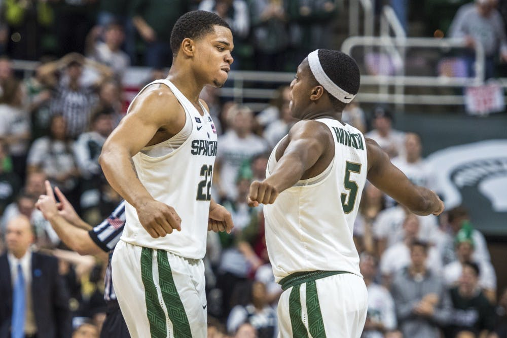 Michigan State Shoots To Beat Syracuse In Championship Quest