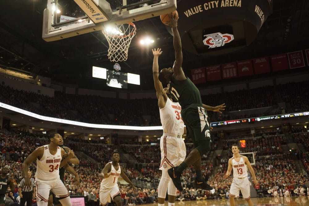 Buckeyes snubbed from AP Top 25 despite upset win over Michigan State