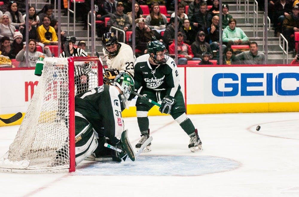 Huskies heading to GLI Championship after defeating Michigan State