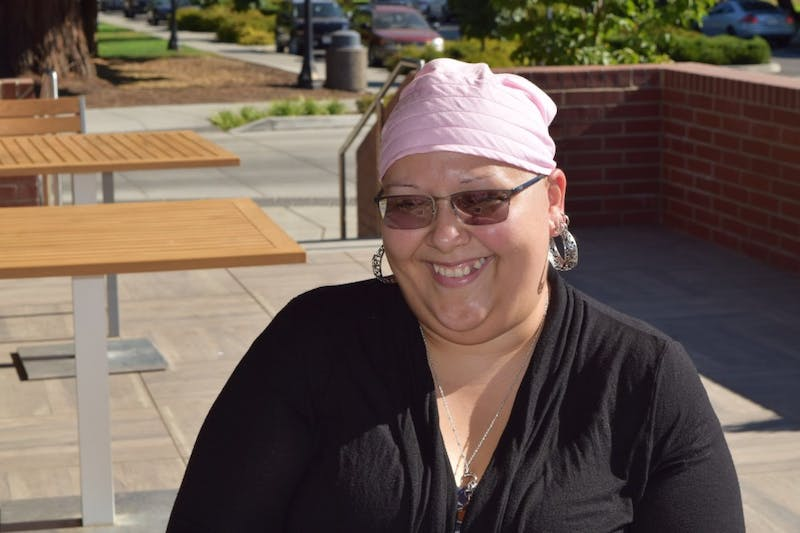 Monique Quintana sits down to discuss her life before and during cancer treatment.