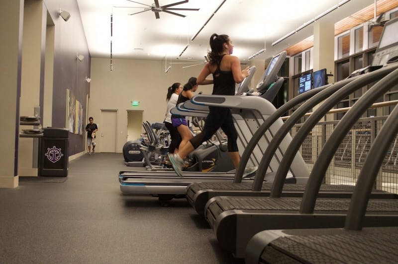 Staying active in college can be difficult while balancing school, jobs and a social life.