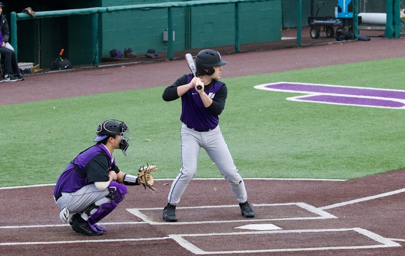 The Pilots are practicing in preparation for their 2018 baseball season.