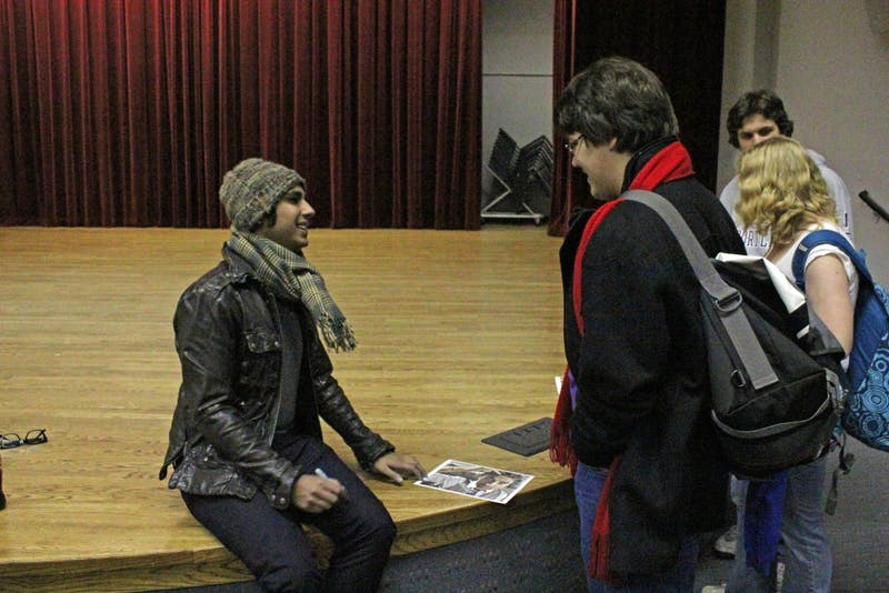 """UP Alumnus Kunal Nayyar now stars in the CBS sitcom """"The Big Bang Theory"""" and will be on campus on Wednesday to share his experiences with students."""