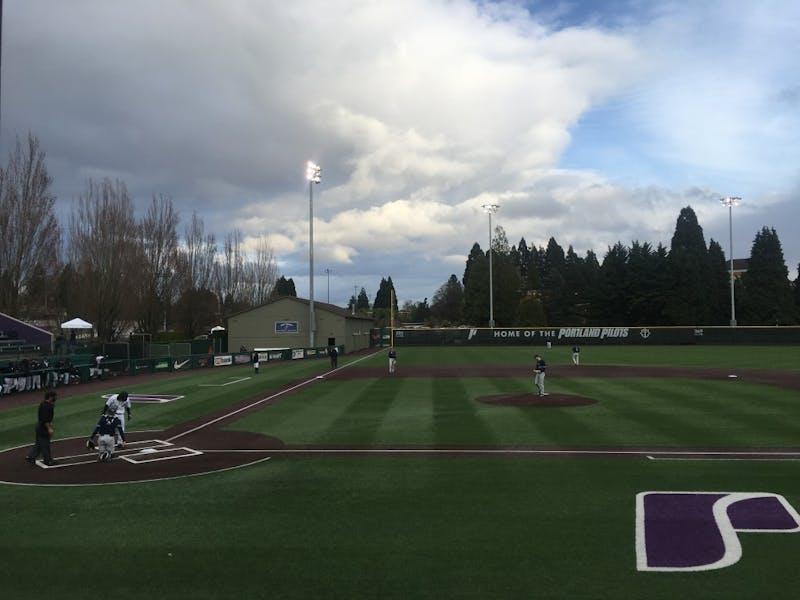 It was a good day for baseball on Thursday at Joe Etzel Field.