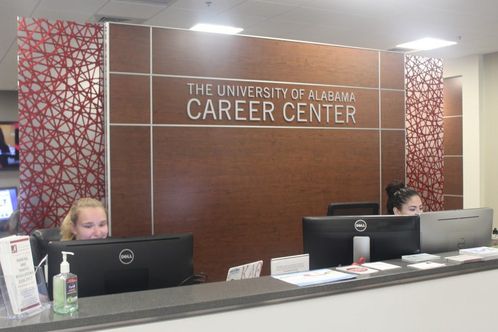 Persistence, experience play key roles for student job search