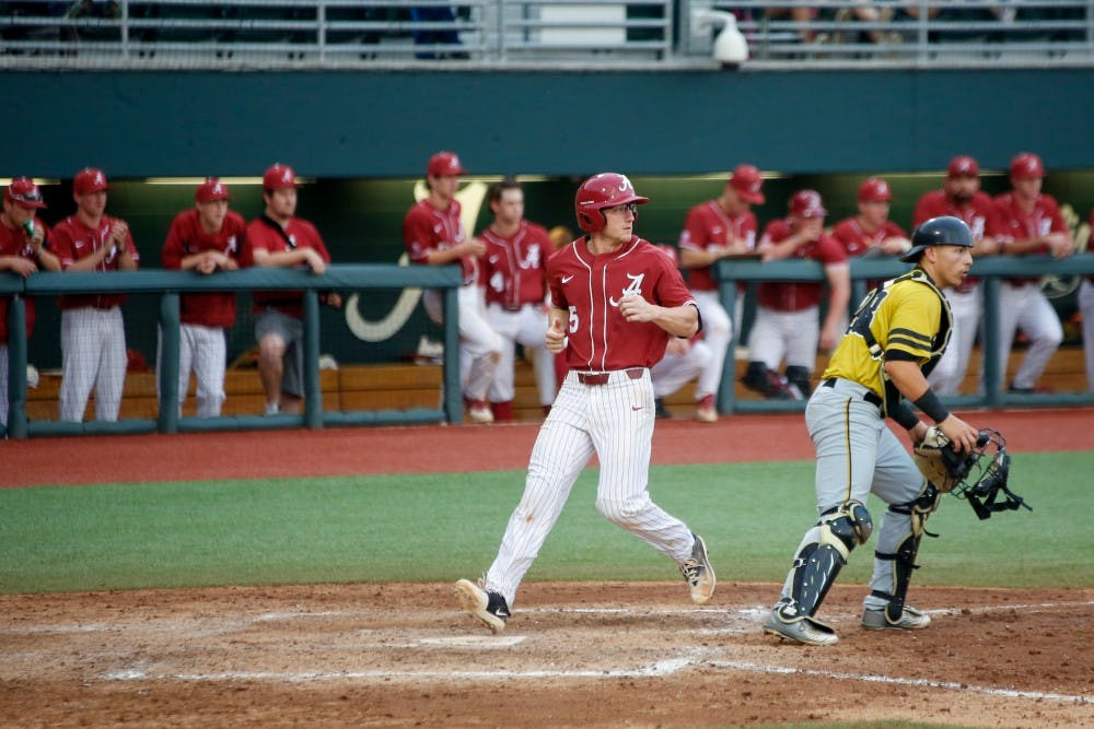 Alabama baseball to face first road test of the season