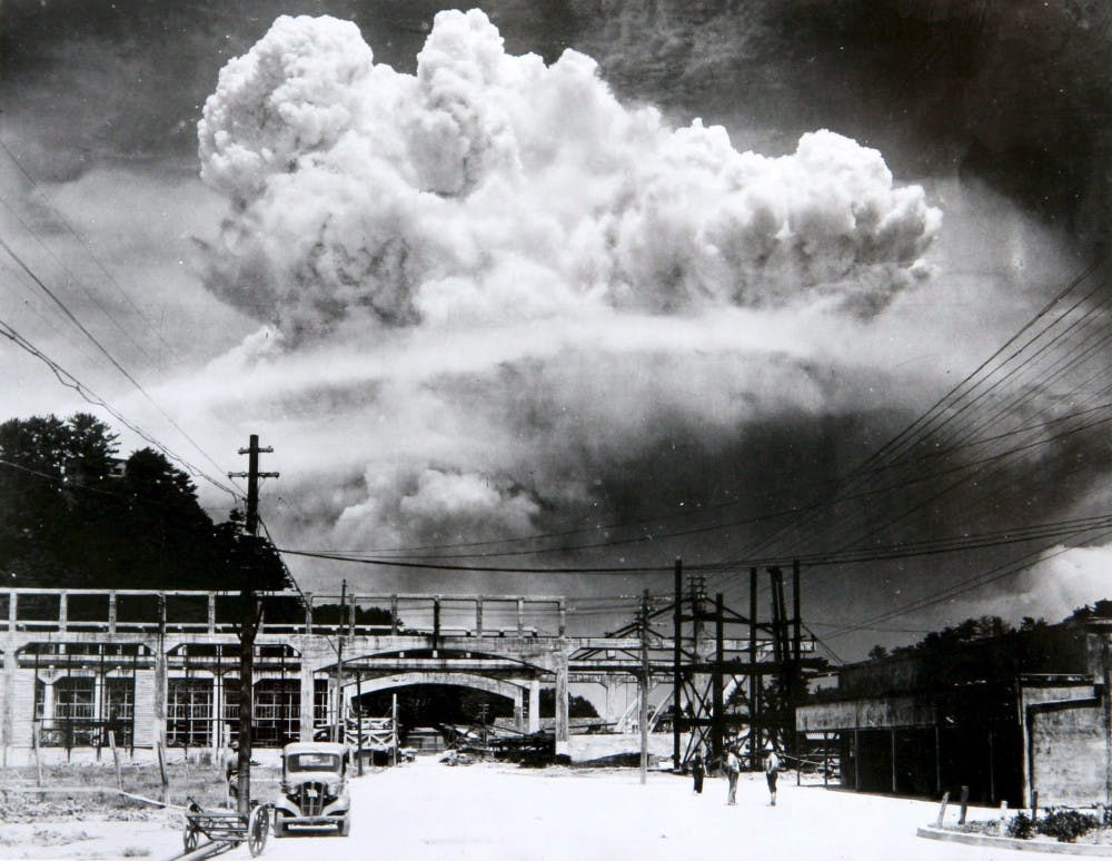History Department to host nuclear war lectures