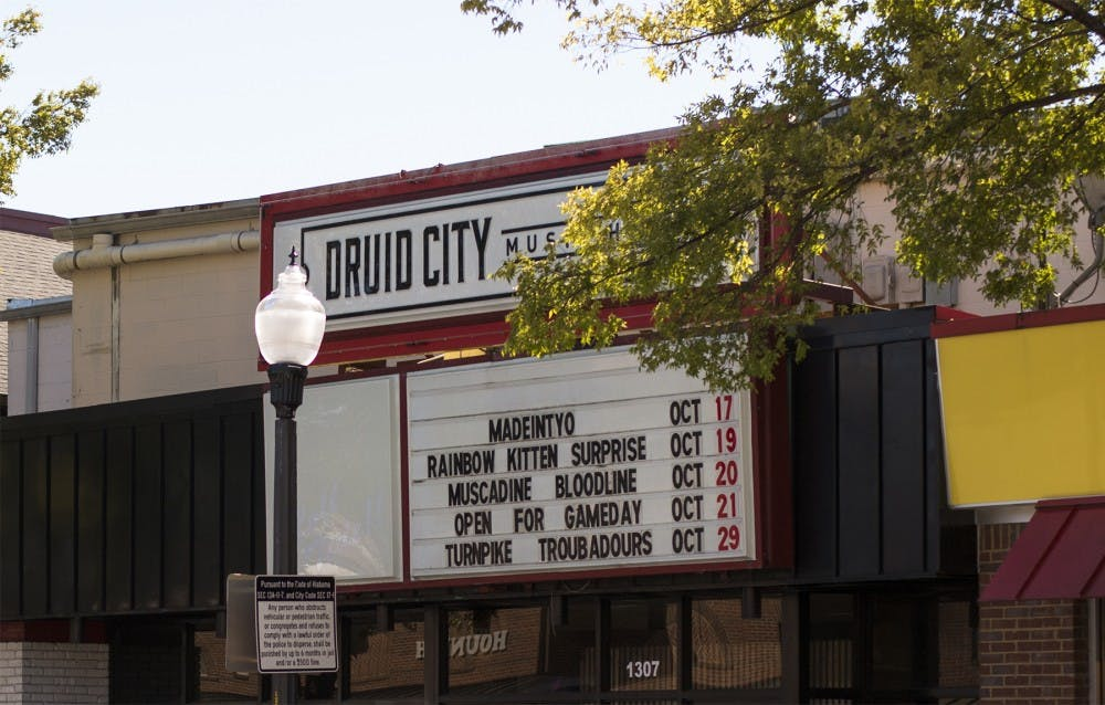 Rapper MadeinTYO performs at Druid City Music Hall tonight