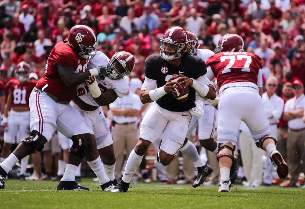 The Crimson White college football season predictions