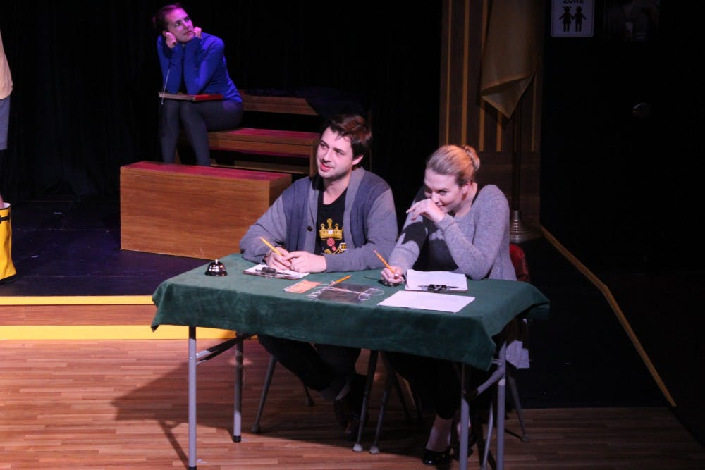 Musical makes a spelling bee fun for all