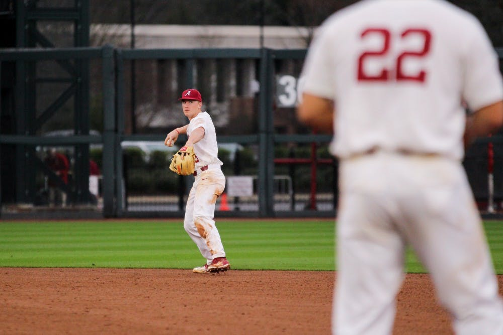 Pitching continues to be a focus for Alabama