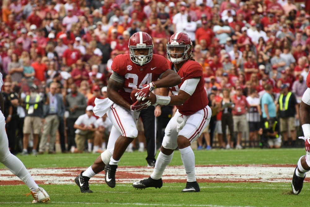 Alabama looking for answers for problematic punt returns