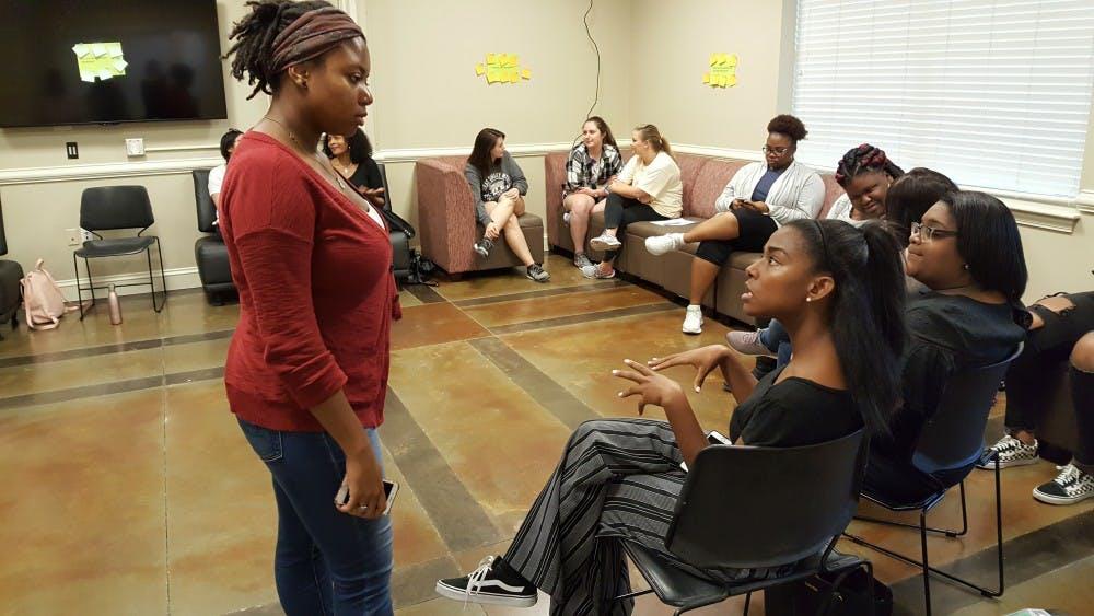 Students share stories of life as a minority student