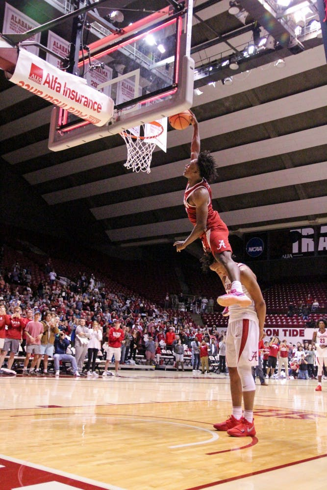 Avery Johnson gives eligibility, injury updates ahead of exhibition game