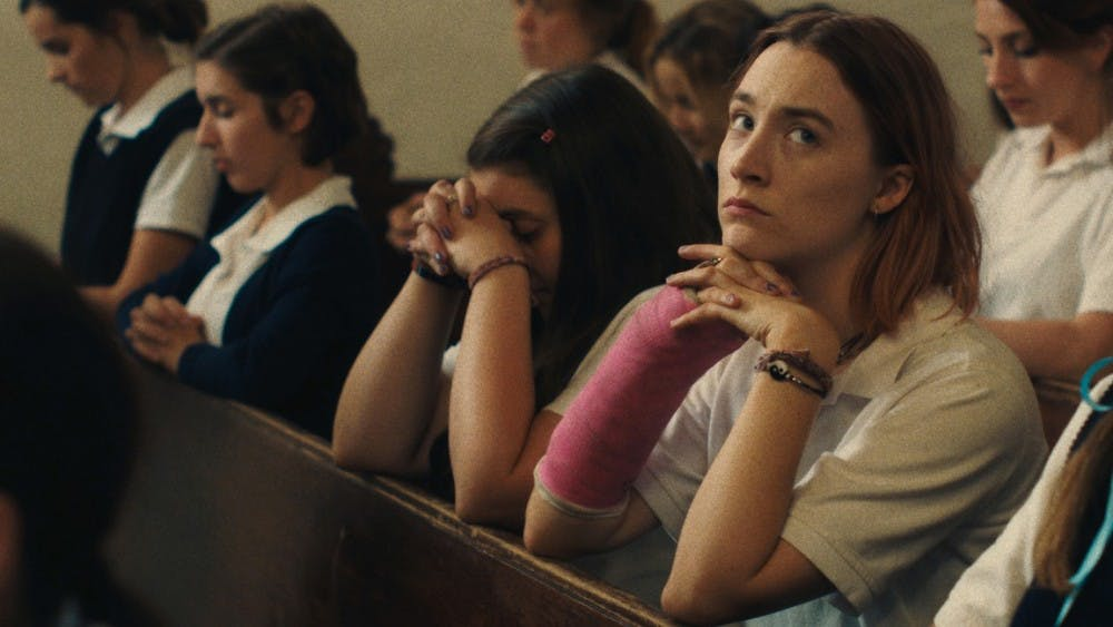 Film Column: 'Lady Bird' review