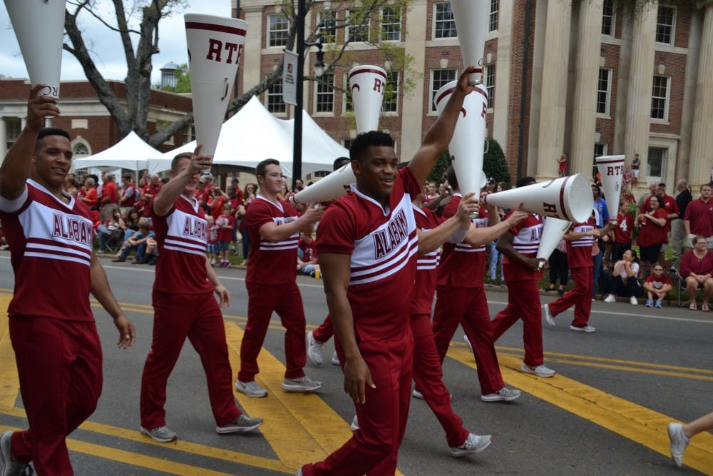 Homecoming past and present: Looking back on UA's steadfast tradition