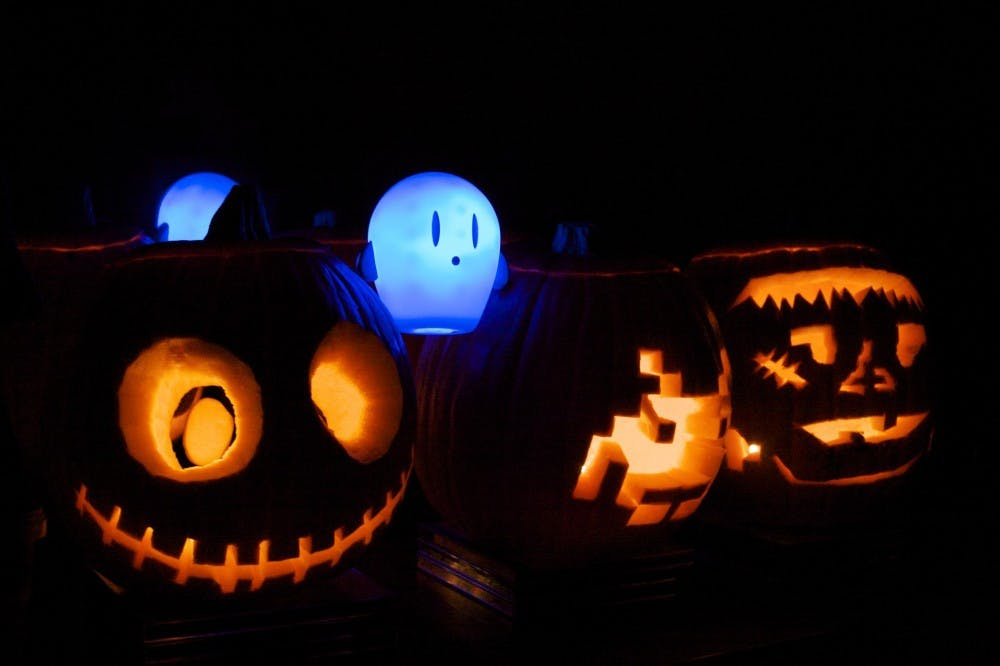 Student athletes to host Halloween event for local children