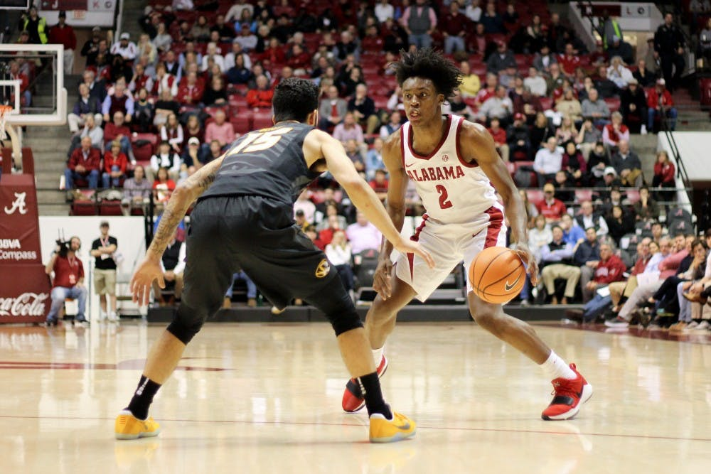 Alabama fails to find any spark in loss to Missouri