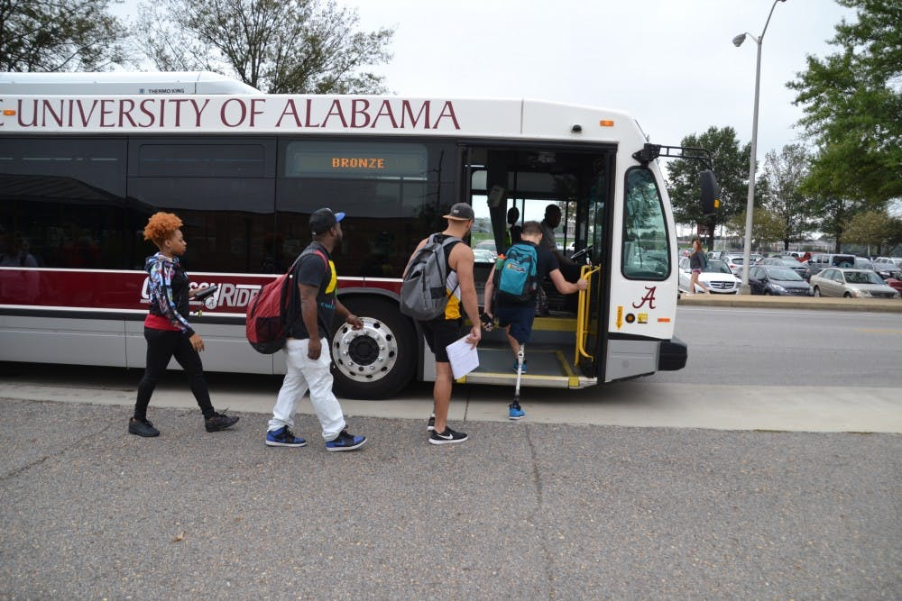 UA Transportation system grows with enrollment