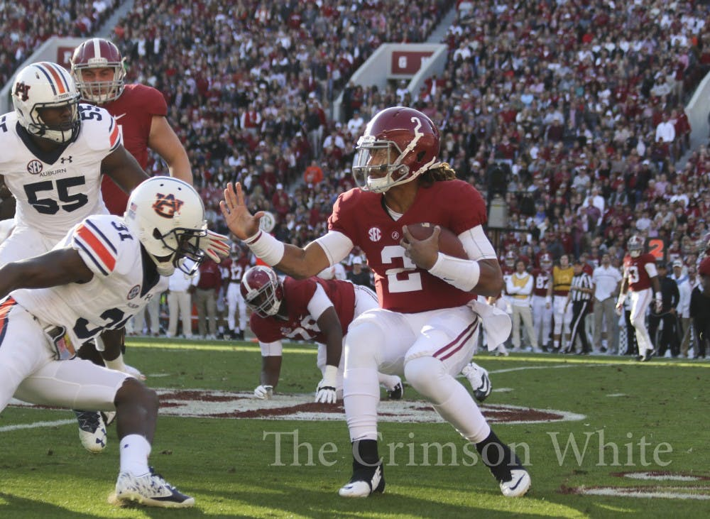 Behind Enemy Lines: The Plainsman's Will Sahlie talks high-stakes Iron Bowl